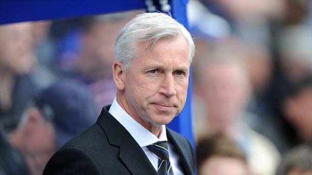 Premier League - Pardew: Festive period pivotal in Newcastle's season