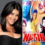 Ekta Kapoor Set For A 'Contemporary' 'Nagin'