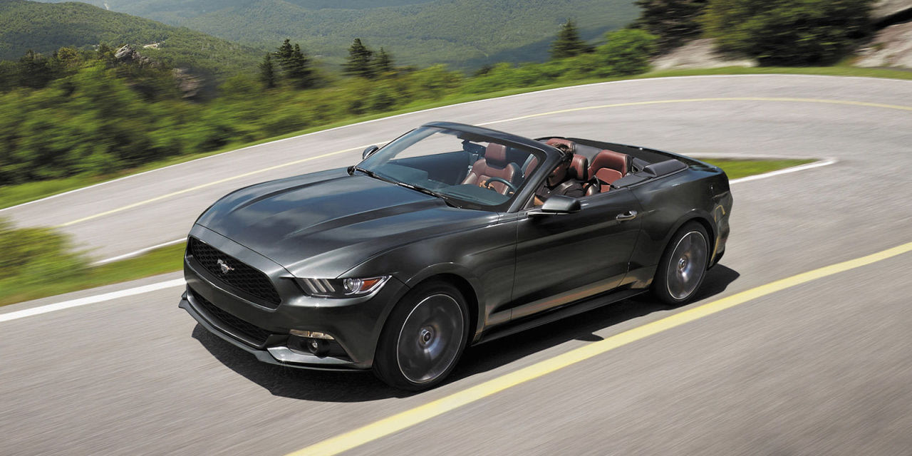 Mustang Will Reportedly Get Magnetic Ride 10 Speed Auto