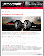 4 Ways Marketers Can Integrate Email and Social Marketing image bridgestone email v2