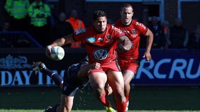 Heineken Cup - Toulon turn on style against Blues