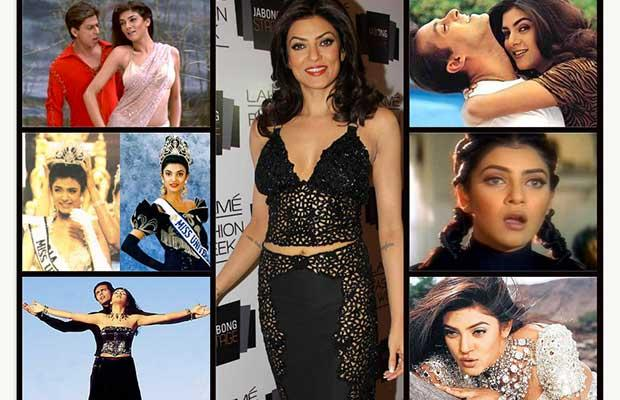 Birthday Special: Sushmita Sen: The Many Faces Of This Beautiful Lady
