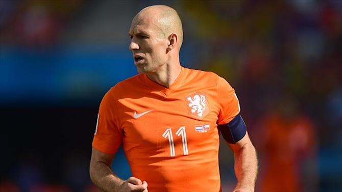 World Cup - Robben says getting punished for being too honest