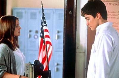 Drew Barrymore and Jake Gyllenhaal in IFC Films' Donnie Darko