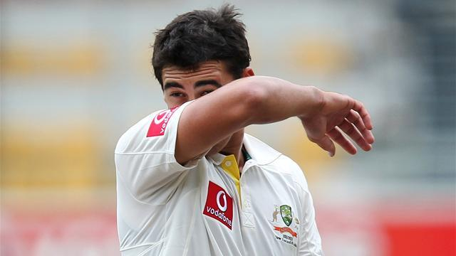 Cricket - Starc out, Bird in for second Sri Lanka Test