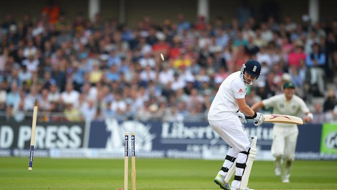 England v Australia: 1st Investec Ashes Test - Day One