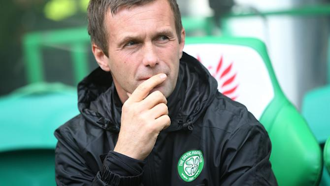 Scottish Premiership - Celtic v St Johnstone: LIVE