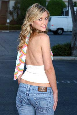 Premiere: Bonnie Somerville at the Los Angeles premiere Paramount Pictures' Without a Paddle - 8/16/2004