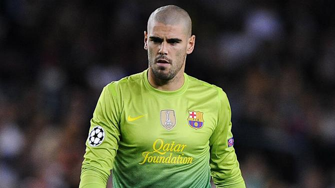 Valdes set for English switch