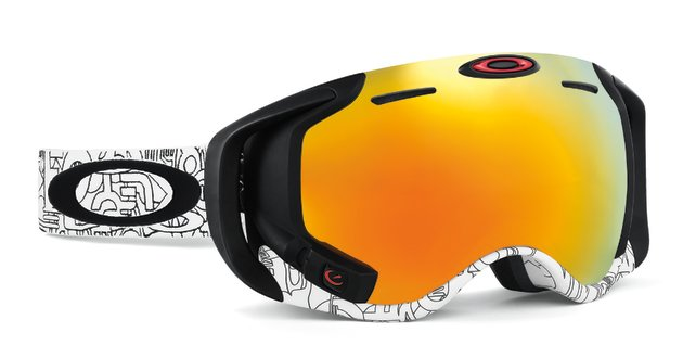 Oakley's Recon glasses have a built-in computer screen (Image: Oakley)