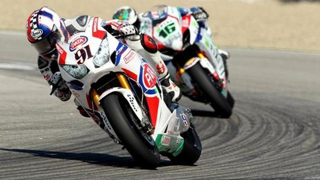 Superbikes - Imola WSBK: Haslam positive with progress after two top ten finishes