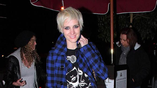 Ashlee Simpson Zanotti Party