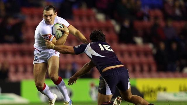Rugby League - Sinfield demands more intensity