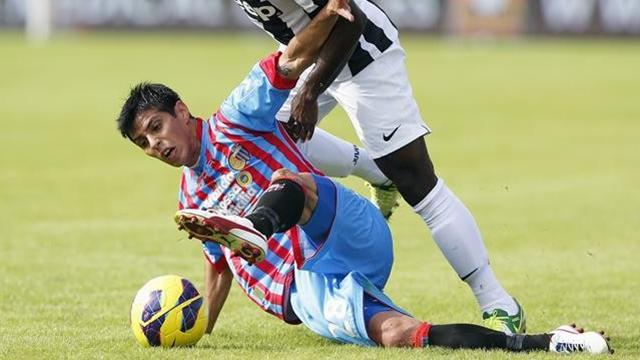 Serie A - Report: Catania sell Barrientos