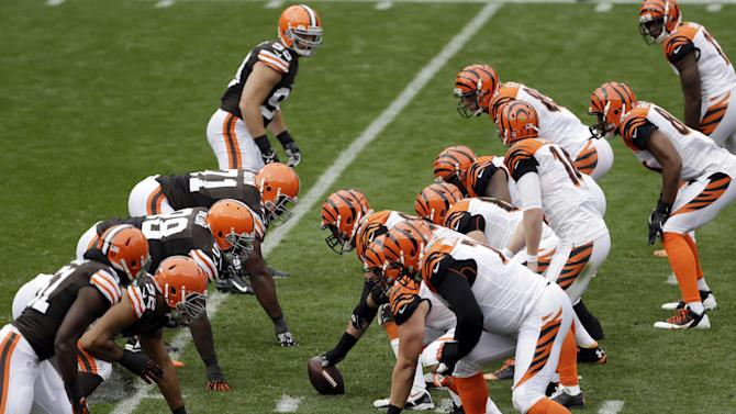 Bengals Browns Football