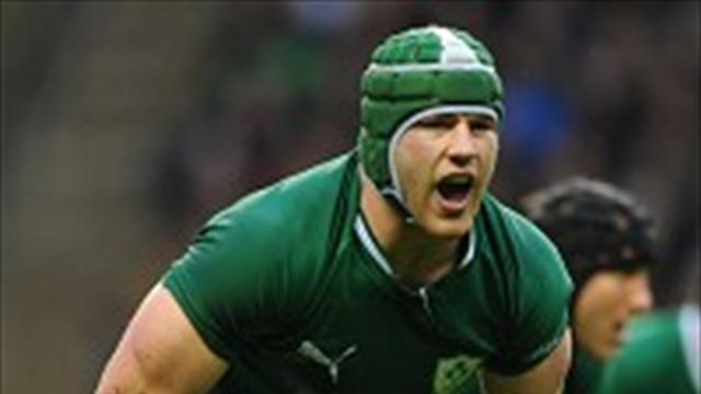 Rugby - O'Brien: Ireland to set record straight