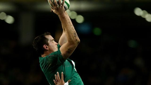 Rugby - Ireland targeting aerial battle