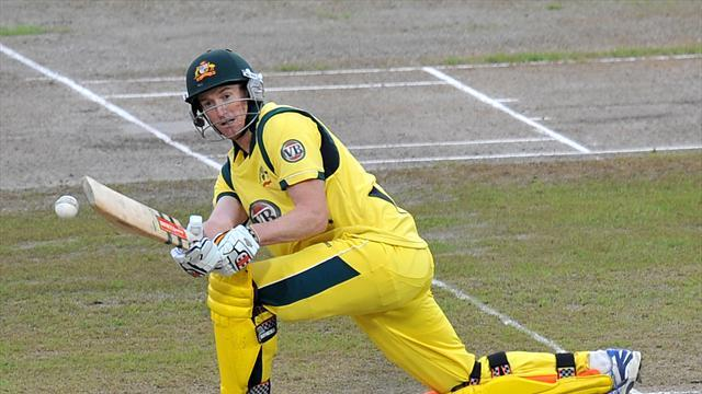 Cricket - Australia v West Indies: World T20 LIVE