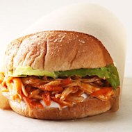 EatingWell's BBQ Chicken Sandwich