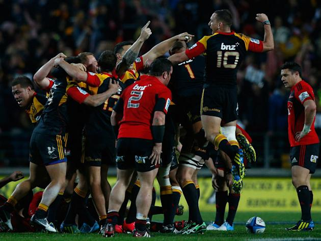 Chiefs through to Super Rugby Final