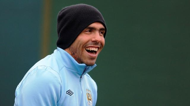 Serie A - Tevez completes Juventus move