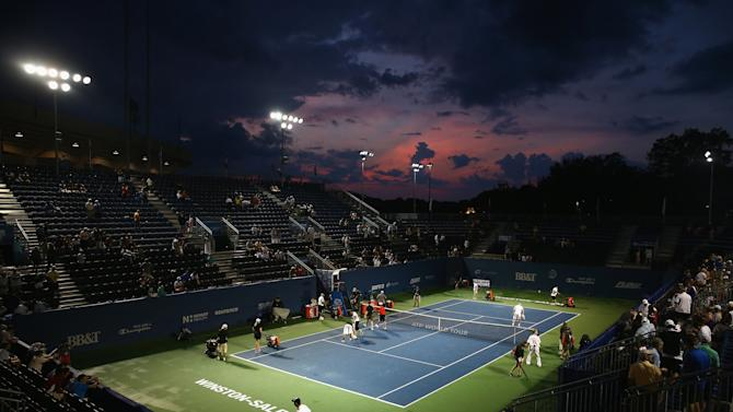 Winston-Salem Open - Day 5
