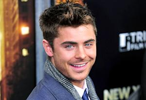 Zac Efron Donates Old Clothes to Homeless and Disadvantaged Teens