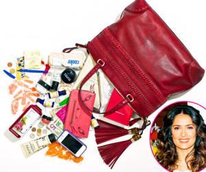 Salma Hayek: What's in My Bag?
