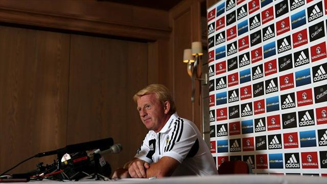 World Cup - Scotland boss Strachan relishing feisty England clash