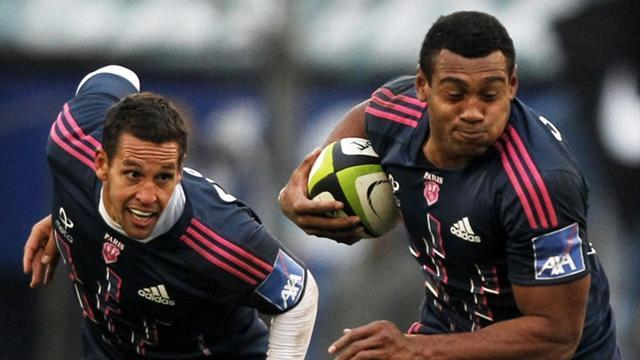 European Challenge Cup - Vuidravuwalu inspires Stade Francais to win over Bath