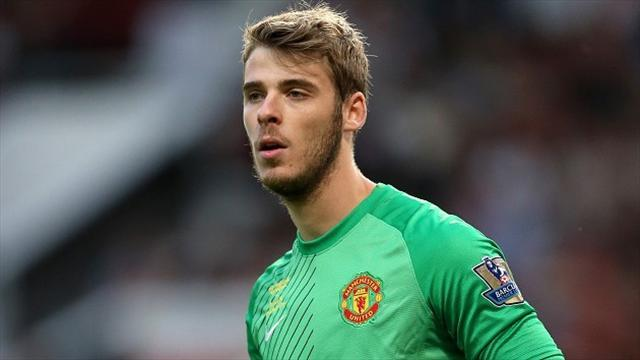 Premier League - De Gea vows to keep improving