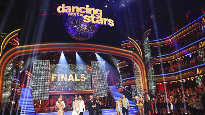 """The cast of """"Dancing With the Stars"""" (5/20/13)"""