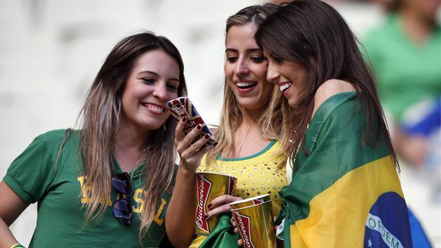 World Cup - Poll shows Brazilians are souring on hosting 2014 tournament