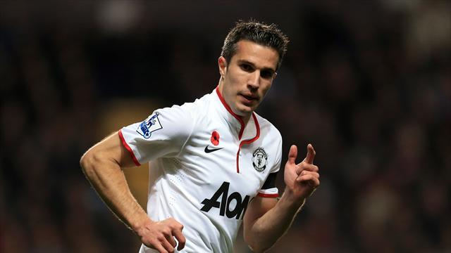 Premier League - Van Persie: Manchester United could be my last club