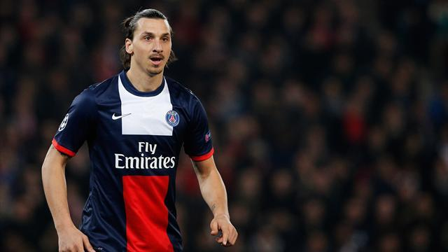 Ligue 1 - Ibrahimovic likely to return next week