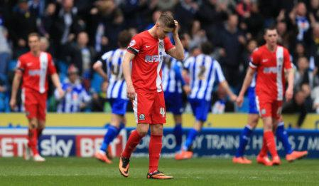 Soccer - Sky Bet Championship - Sheffield Wednesday v Blackburn Rovers - Hillsborough