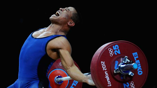 Olympics Day 3 - Weightlifting