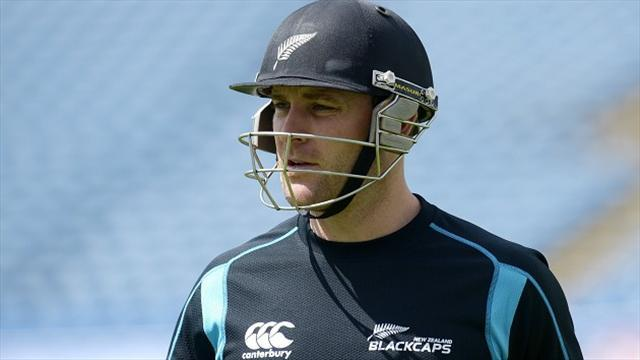 Cricket - McCullum could quit keeping duties