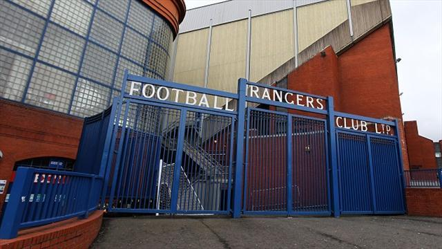 Football - Rangers draw Forfar in Cup