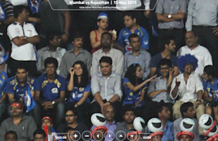 Watched The IPL? Now Find and Tag Yourself in the Stadium With Vodafone Fancam image Vodafone Fancam zoom in view