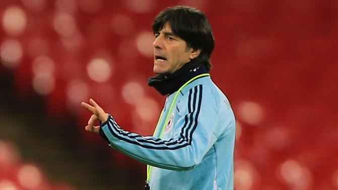 World Cup - Loew: Germany can write history in final