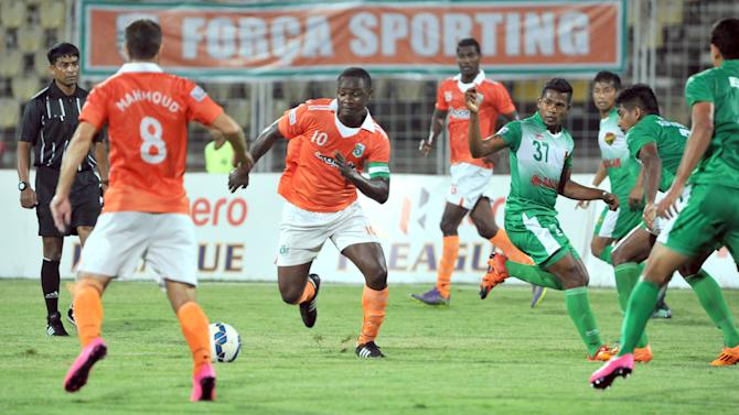 I-League: Sporting Clube de Goa – Mumbai FC preview – Sporting hunt for first home win