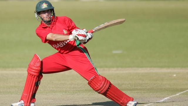 Cricket - Williams puts Zimbabwe level with Bangladesh