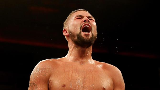 Boxing - First look at Rocky movie spin-off 'Creed' featuring British star Tony Bellew