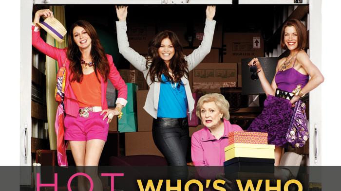 Hot in Cleveland Who's Who