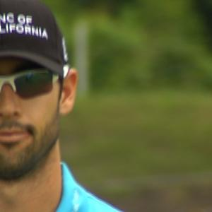 Cameron Tringale interview after Round 2 of the Zurich Classic