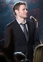 Joseph Morgan | Photo Credits: Quantrell Colbert/The CW