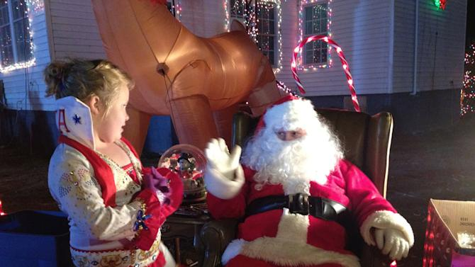 """Here Comes Honey Boo Boo"" -- ""A Very Boo Christmas"""
