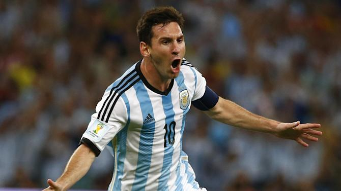 World Cup - Sabella: Argentina can't keep relying on genius Messi