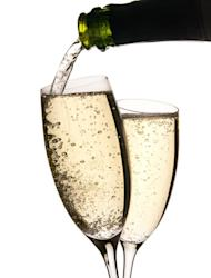 Champagne sales hit their second highest on record in 2014